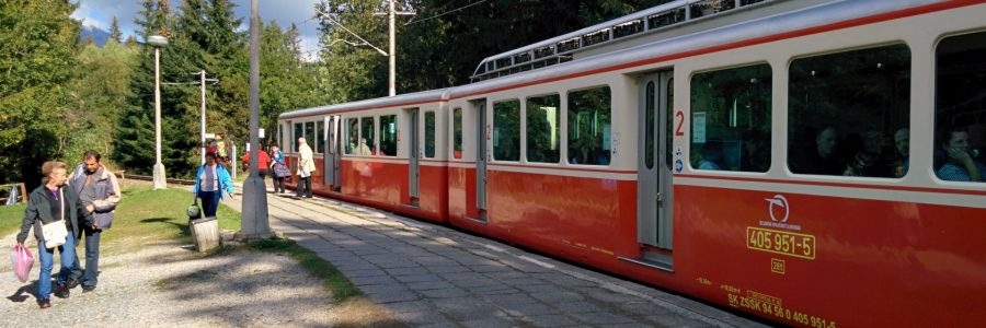 Tatranská Štrba a okolie