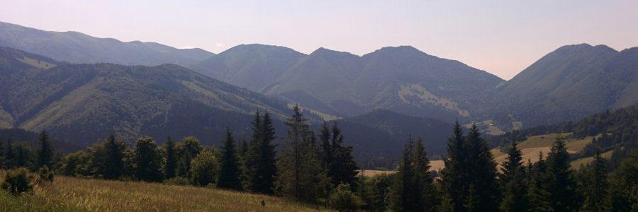 Okolo Terchovej cez Jánošikove diery